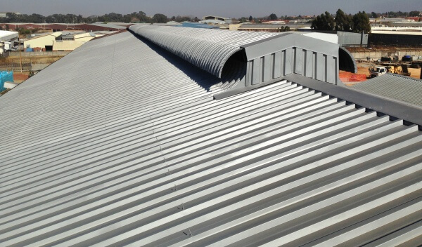 Roof and Cladding Painting