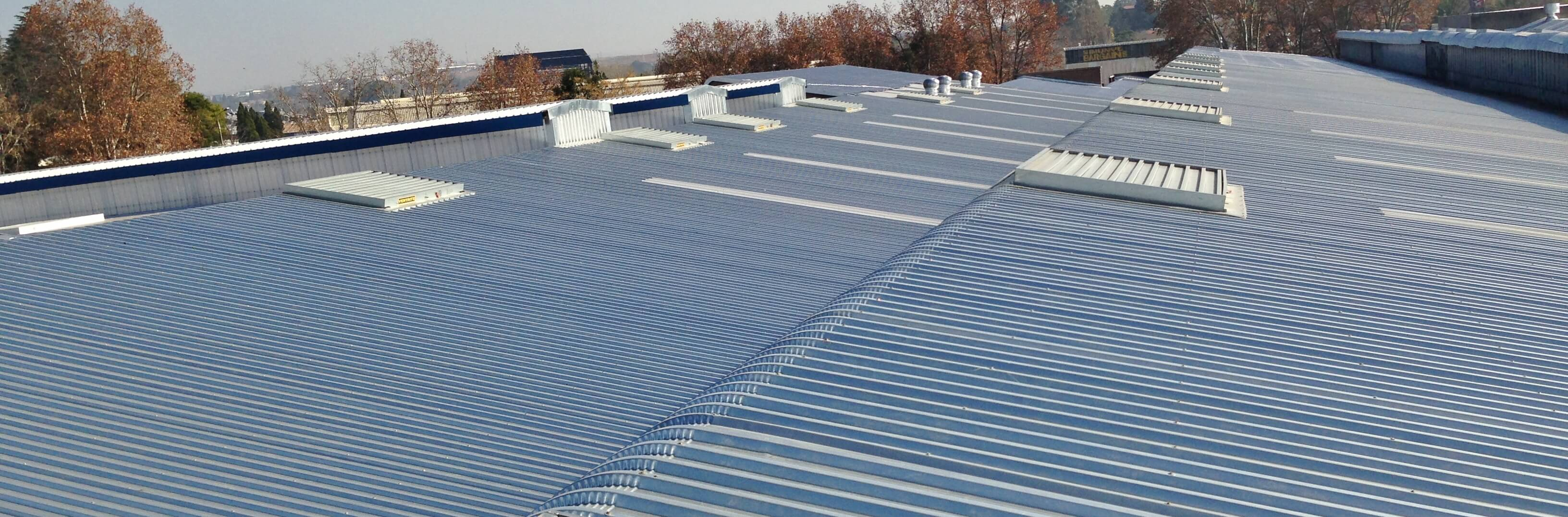 Roofing Sheeting