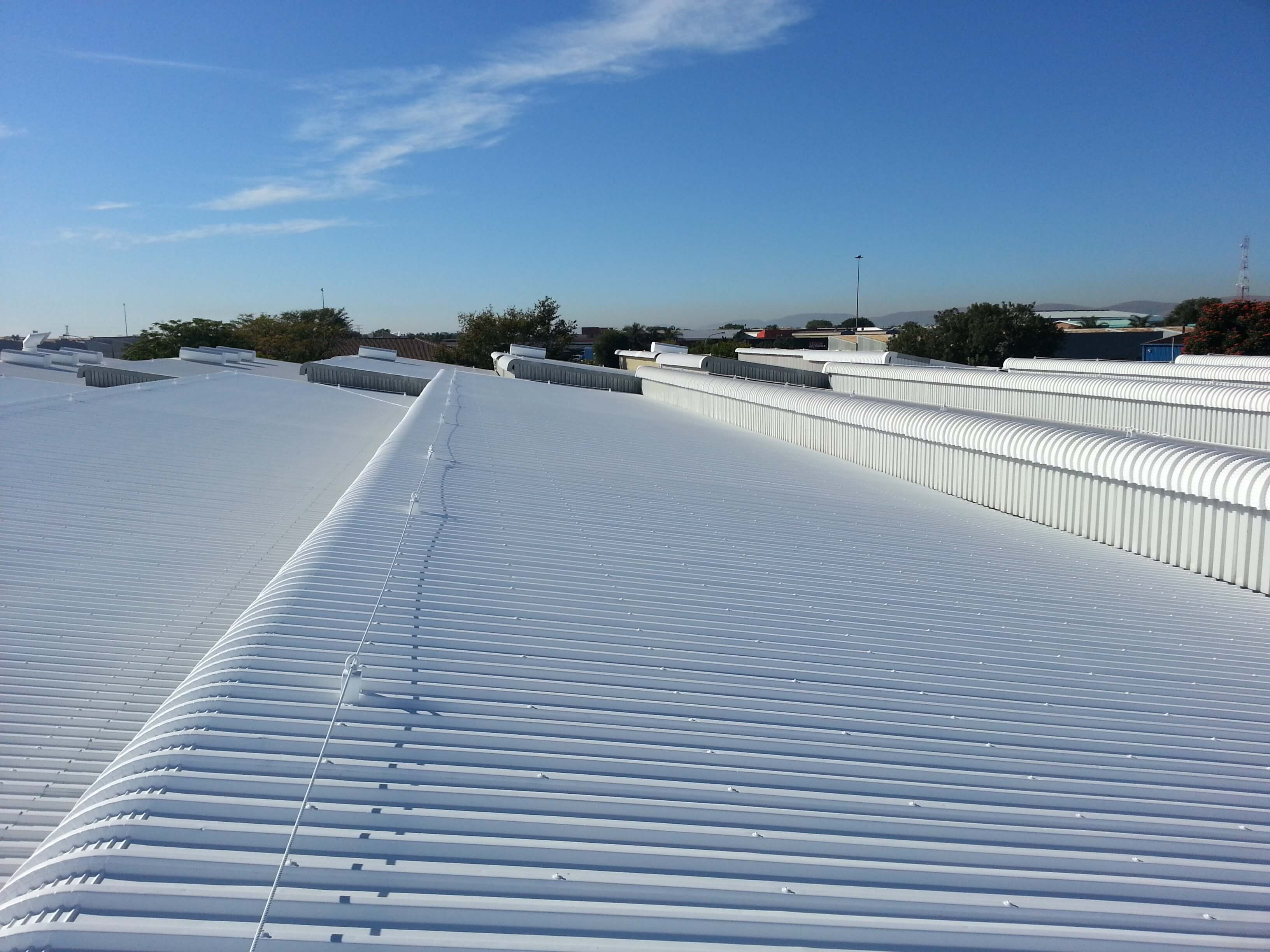 Roof Maintenance and Repairs